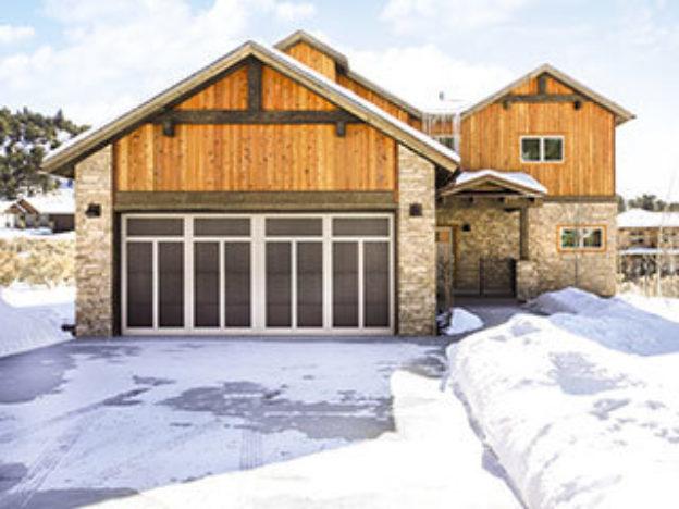 Cold Winter Weather Garage Door Troubleshooting Creative Door