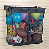Creative Door Garage Mesh Storage Basket