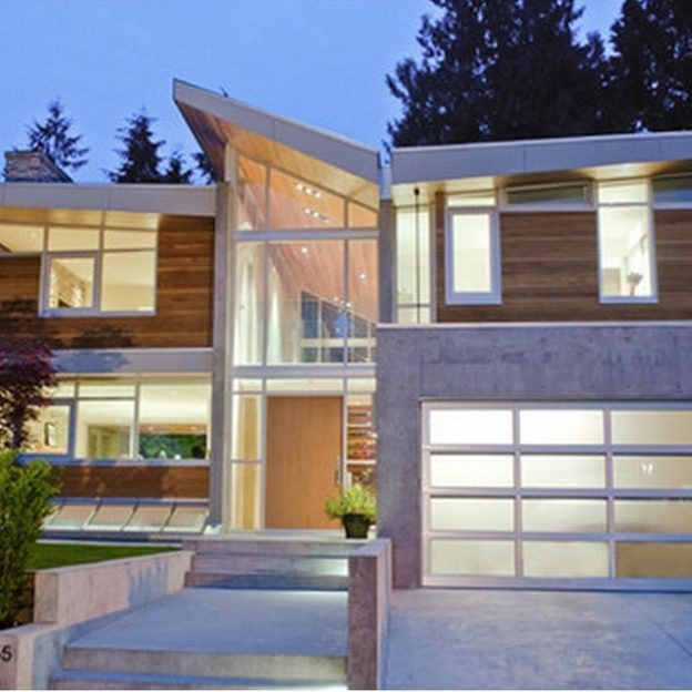 vancouver - garage door trends