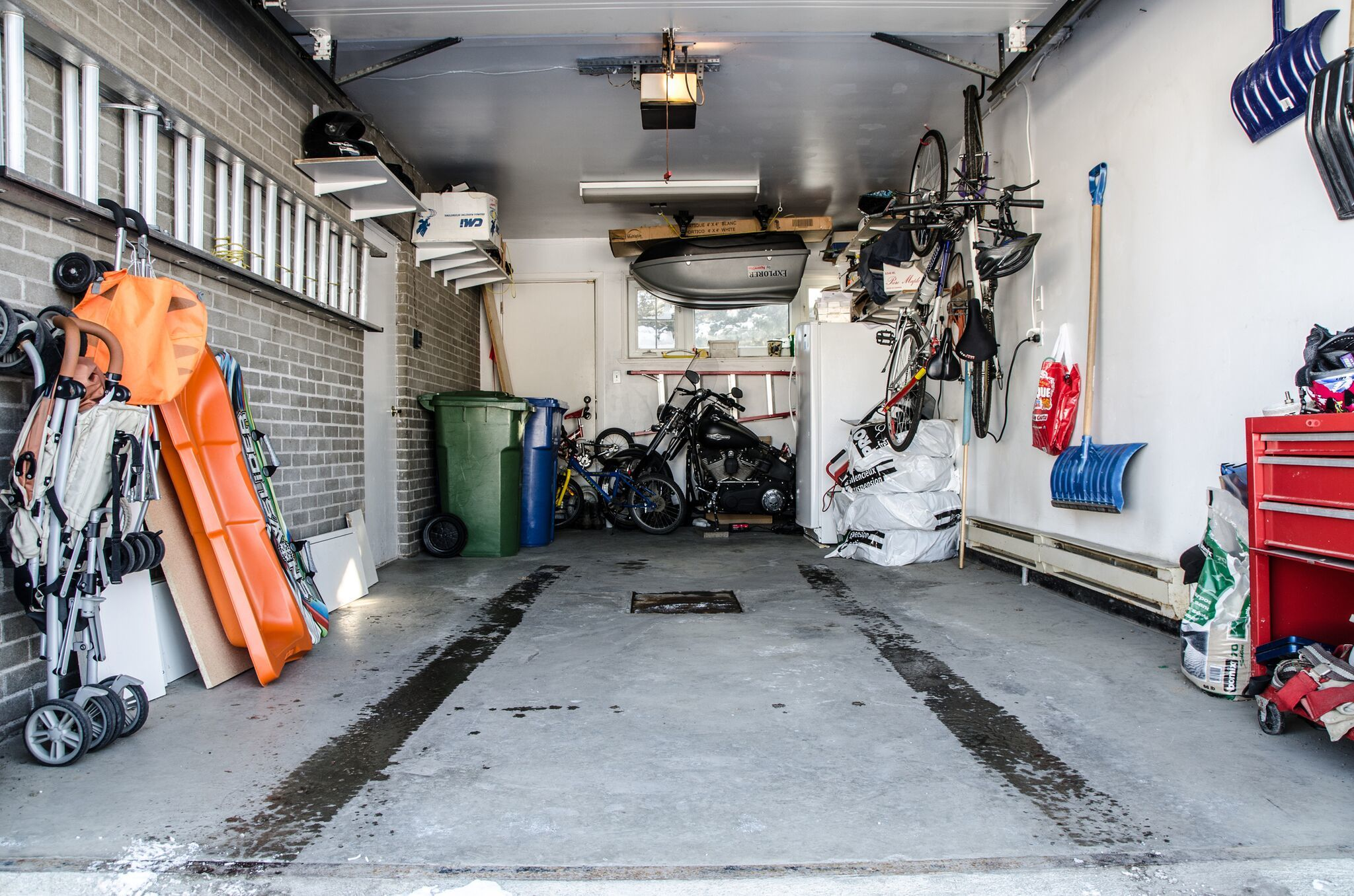 Garage Clean Up Keep Things Organized This Winter