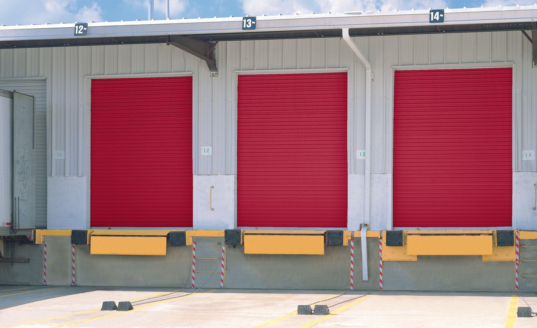 commercial roll up overhead doors