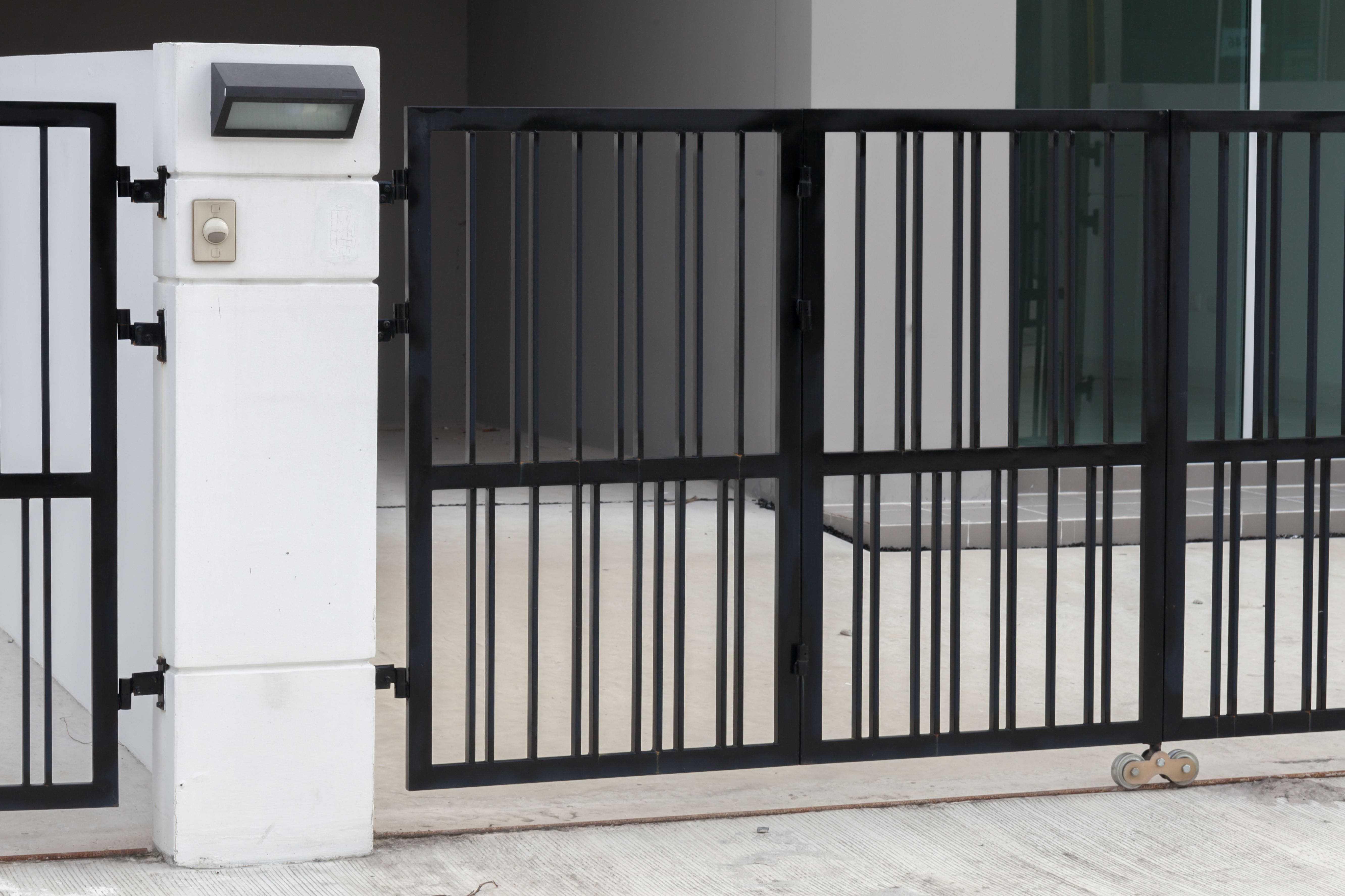 intercom doorbell system for added security