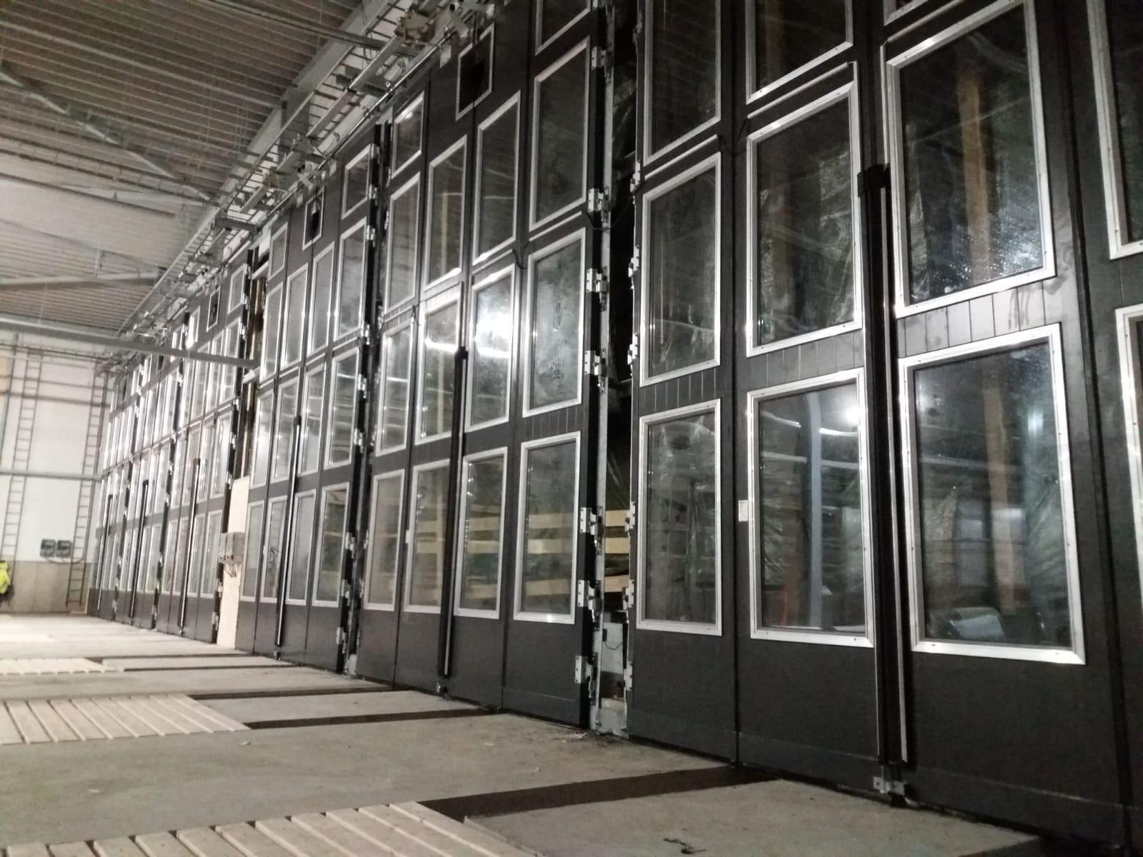 interior indoor fin door solutions