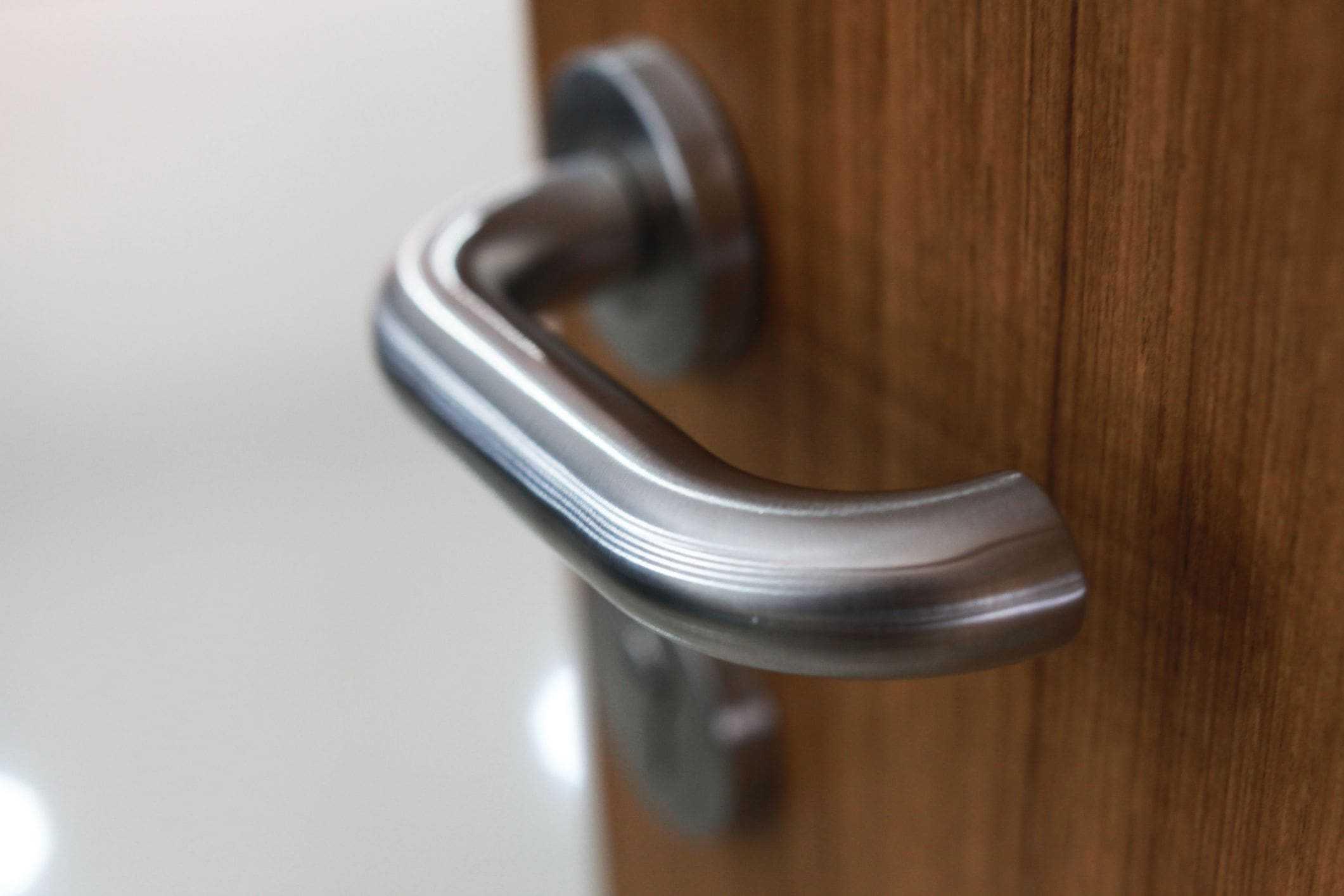 pedestrian door lock grades
