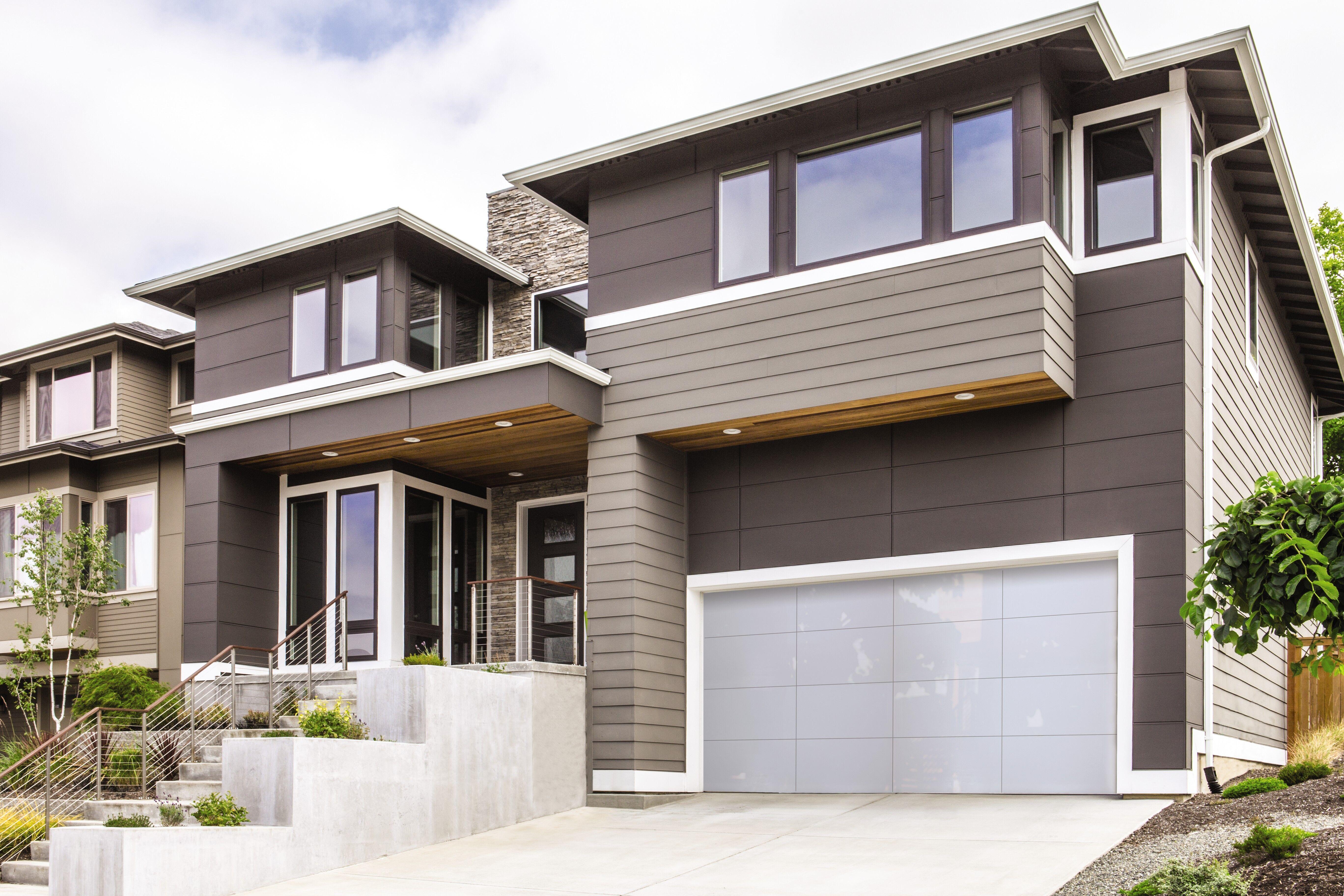 Top 5 Modern Garage Door Styles Creative Door