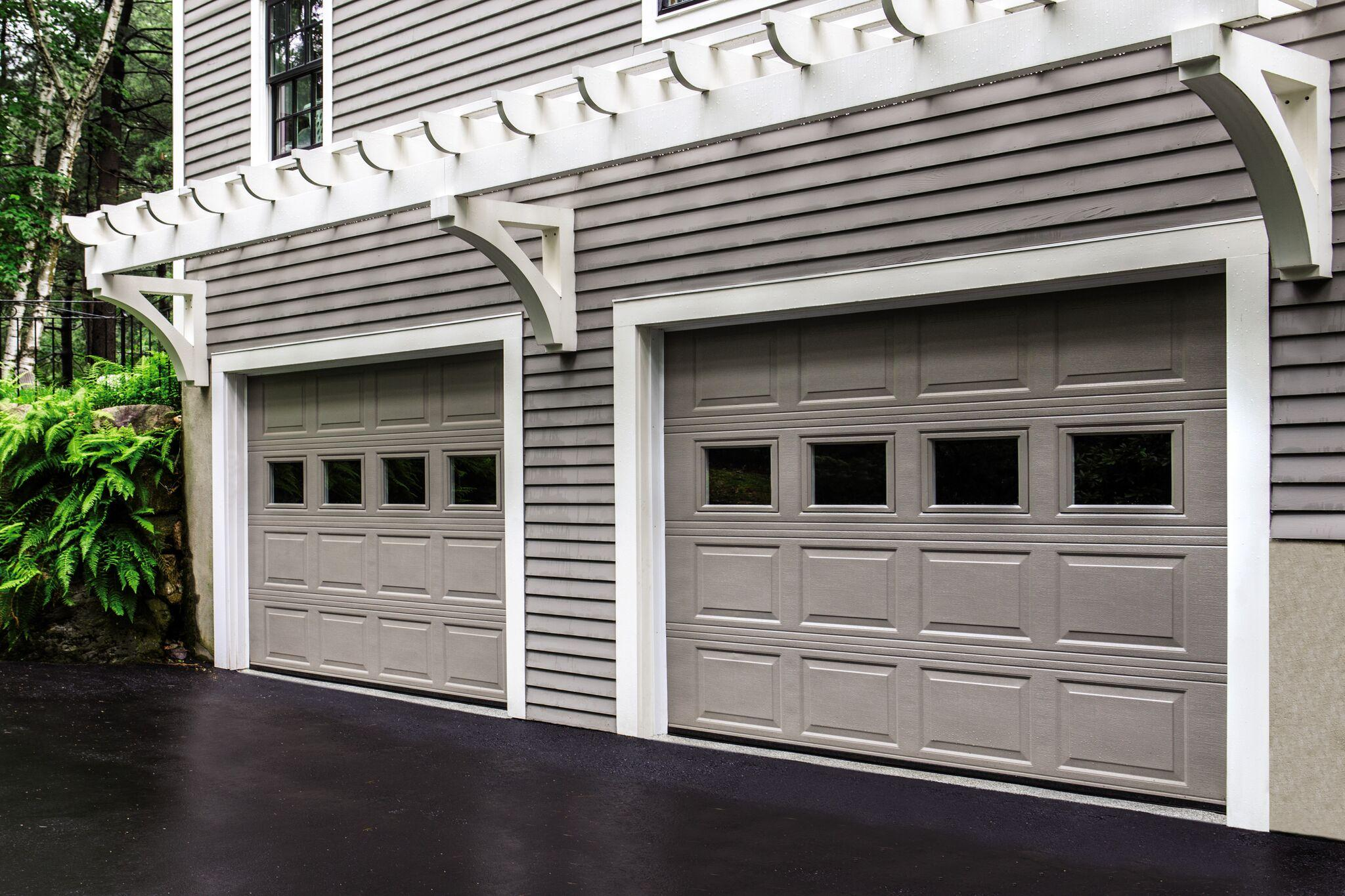 pinch-resistant wayne dalton garage door panels