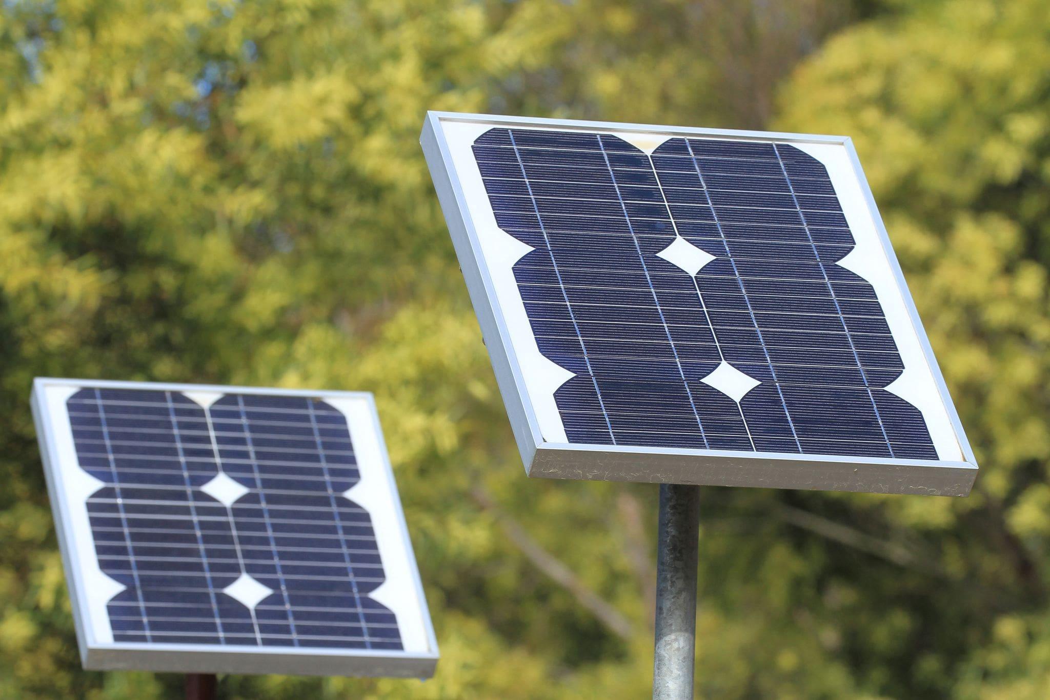 solar panels western canada