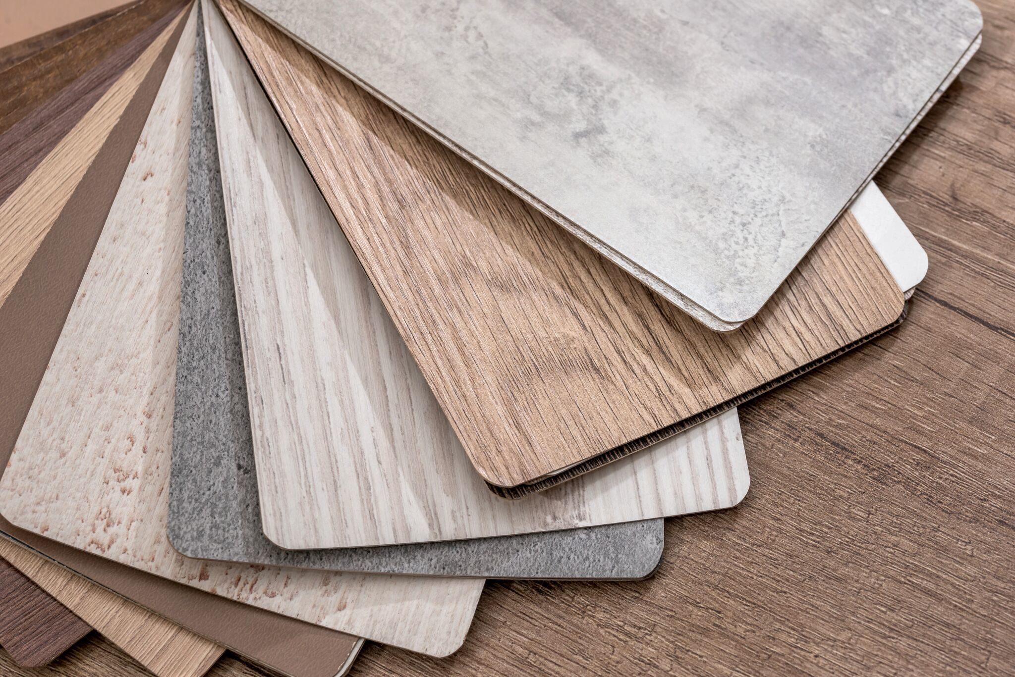 vinyl flooring colour and textures