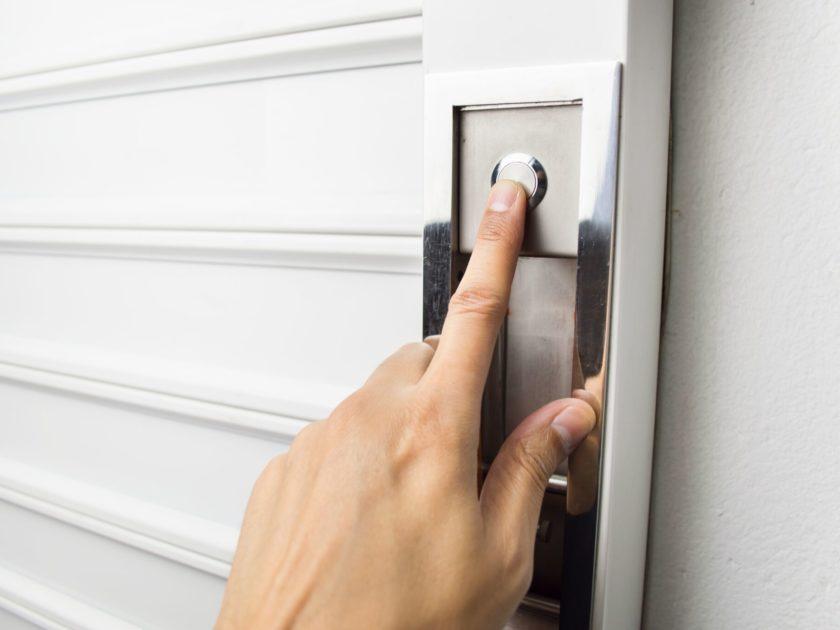 Lock and Code - Creative Door